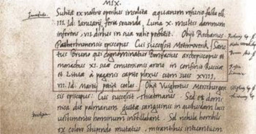 350px-lietuvos_vardas_the_first_name_of_lithuania_in_writing_1009