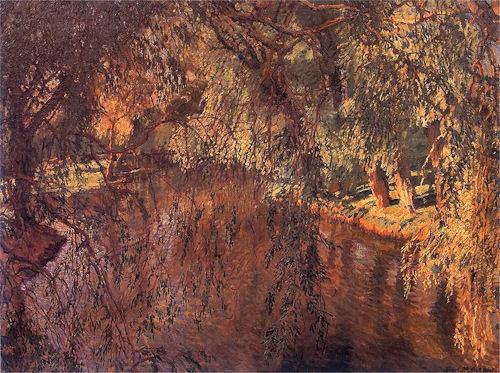 Jezioro_jesienia