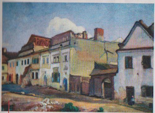 ulica Senatorska Slewiński