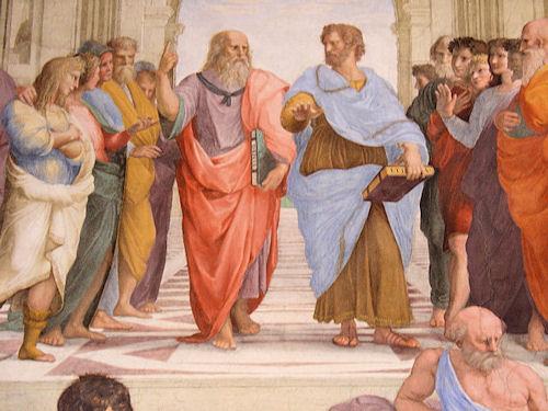 Platon i Arystoteles