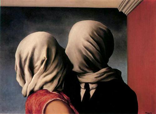 René-Magritte_Kochankowie