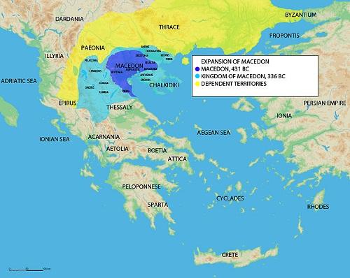Górna Macedonia