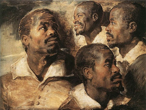 800px-Peter_Paul_Rubens_-_Four_Studies_of_the_Head_of_a_Negro_-_WGA20382