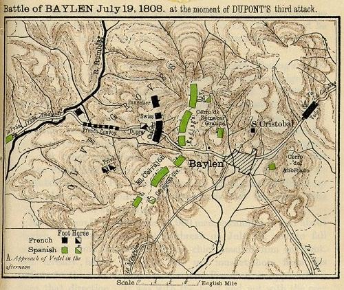 bitwa pod Baylen