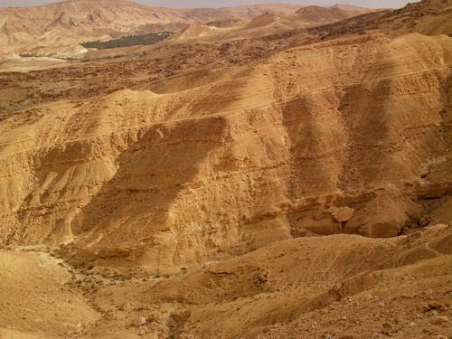 kanion w Atlasie