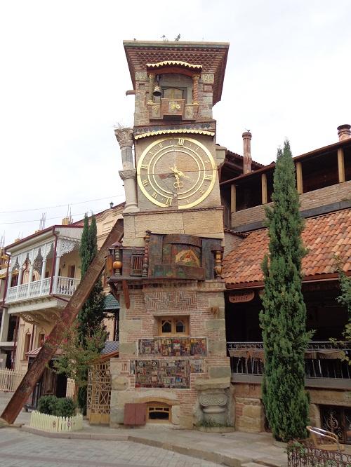 Krzywa Wieża w Tbilisi