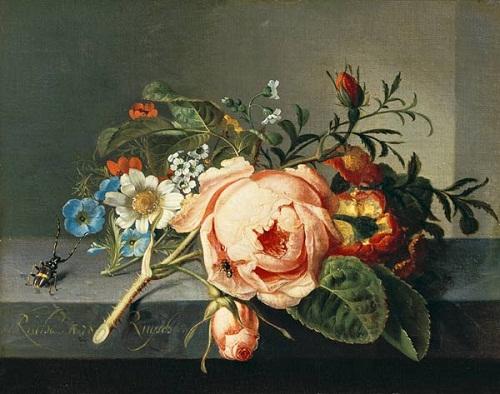 kwiaty Ruysch