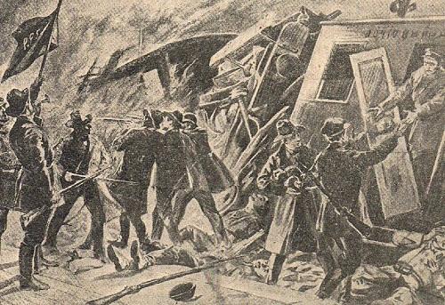 akcja pod Rogowem