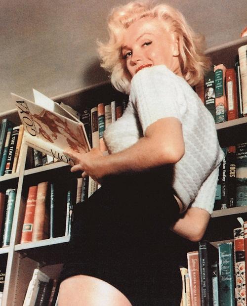 MarilynMonroe_book_08 goya