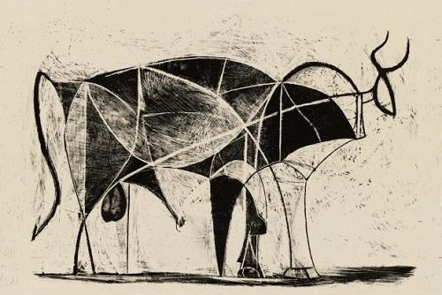 tauromachia Picasso