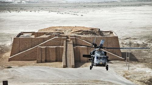 Ur i helikopter
