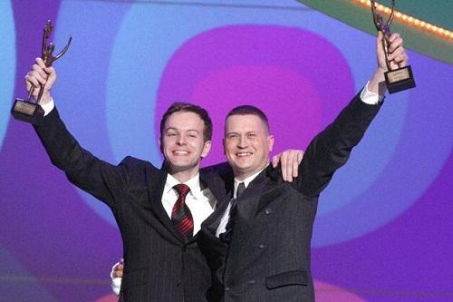 Kevin Aiston i Steffen Moeller (2004