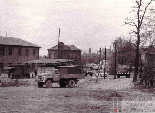 rewitalizacja ul. Zakopiańskiej 1974