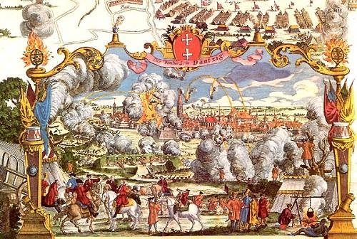 oblężenie Gdańska