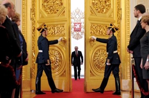 wejście Putina