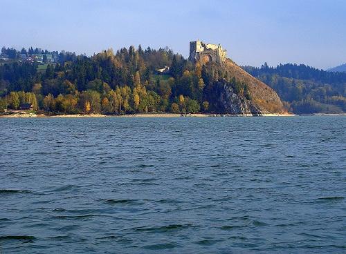czorsztyn-castle-928192_960_720