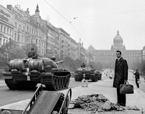 21. srpen 1968, Praha