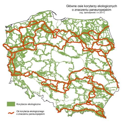 mapa-korytarzy-ekologicznych