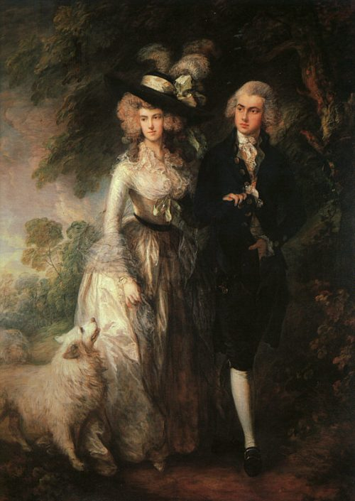 the-morning-walk-gainsborough