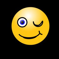 emotikon-przymruzone-oko
